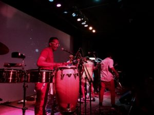 Palenke Soultribe performing at the Cedar Cultural Center, Sept. 21, 2016